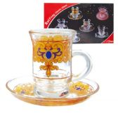 96 Units of Tea cup set - Coffee Mugs