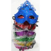 48 Units of Glitter Mask w. Stars - Masks