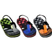 48 Units of Boys Flip Flop - Boys Flip Flops & Sandals
