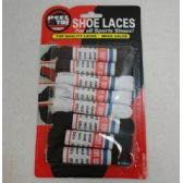 "72 Units of 8 Pack 39"" Flat Shoe Laces - Footwear Accessories"