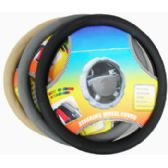 36 Units of Steering Wheel Cover - Auto Steering Wheel Covers