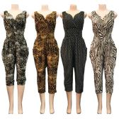 12 Units of Wholesale Romper with Assorted Print and Colors - Womens Romper / Outfit Sets