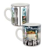96 Units of NY mug 12oz - Kitchenware