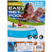 """2 Units of 6' X 20"""" EASY SET POOL IN COLOR BOX, AGE 6+"""