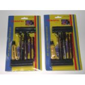 96 Units of 8pc. Tire Repair Kit