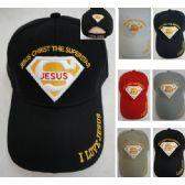 72 Units of Super Jesus Ball Cap