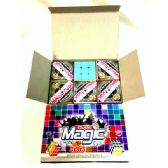 24 Units of Wholesale Magic square Cube