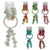 36 Units of Acrylic Beads Bracelet Earring Set - Bracelets