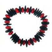 36 Units of ACRYLIC BEADED BRACELET - Bracelets