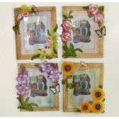"""72 Units of 3.5""""X5"""" Floral Picture Frame"""