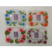"""100 Units of 3""""x2"""" Floral Picture Frame"""