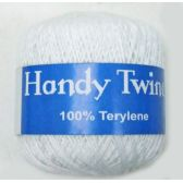 72 Units of White Twine - Sewing Supplies