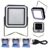 6 Units of LIGHT 010 SOLAR POWERED CAMPING LIGHT - Camping Gear