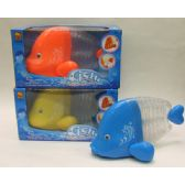 36 Units of Dancing Fish w/ Light & Music - Musical