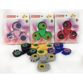 36 Units of Wholesale Ninja Figure Fidget Spinner Assorted - Fidget Spinners