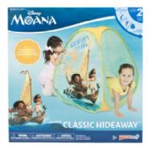 4 Units of Play Tent Hideaway Moana Litho Boxed 28x34x28