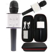 6 Units of KARAOKE MICROPHONE BLACK ONLY - Musical