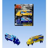 96 Units of 2 Pieces FF Trailer in blister card