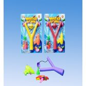 96 Units of Water sling with water gun in blister