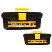 48 Units of Tool Box With Tray