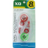 144 Units of 2pc. Correction Tape - Tape
