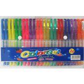 80 Units of 24pc. Gel Pen Set