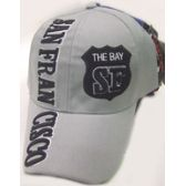 72 Units of San Francisco Cap - Hats With Sayings