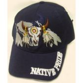 72 Units of Native Pride Cap - Hats With Sayings