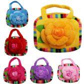 36 Units of Kids Flower Bag Assorted Color