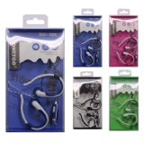 60 Units of Earphones Assorted Colors