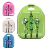 48 Units of EARPHONE ASSORTED COLORS