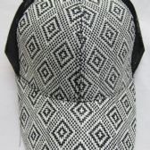 48 Units of Tribal Printed Baseball Cap