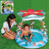 6 Units of Lil' Star Shade Baby Pools