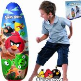 6 Units of Angry Birds Bop Punching Bags