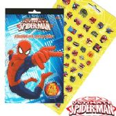 36 Units of Marvel's Ultimate Spiderman Sticker Pads