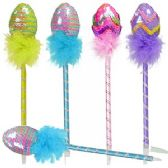 96 Units of SEQUINED EASTER EGG PENS