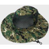 60 Units of Digital Camouflage Mesh Hat