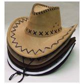 60 Units of Felt Cowboy Hat
