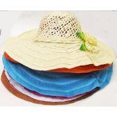 72 Units of Ladies' Beach Hat