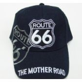 72 Units of Mother Road Route 66 Cap