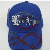 144 Units of Barbed Wire Los Angeles Cap