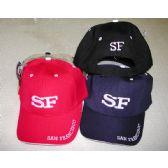 72 Units of SF Baseball Cap