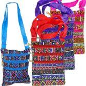 48 Units of LARGE TRIBAL PRINT MESSENGER BAGS - Shoulder Bags & Messenger Bags