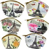 120 Units of EIFFEL TOWER COIN PURSES. - Leather Purses and Handbags