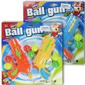 36 Units of 9 PIECE BALL GUN SETS. - Toy Weapons