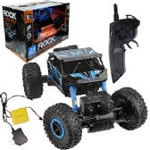 4 Units of REMOTE CONTROL ROCK OFF ROAD VEHICLES.