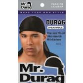144 Units of Wholesale Black Durag - Hair Accessories
