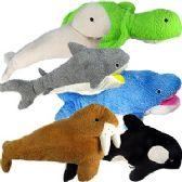36 Units of PLUSH SEA LIFE COLLECTION - Plush Toys