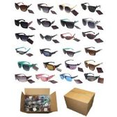 144 Units of Closeout Lots of 144 Classic Sunglasses