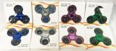 24 Units of Chrome Spinner 24 pcs per box - Fidget Spinners